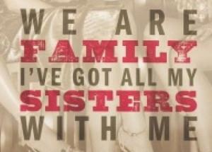 lyric art we are family-600x600
